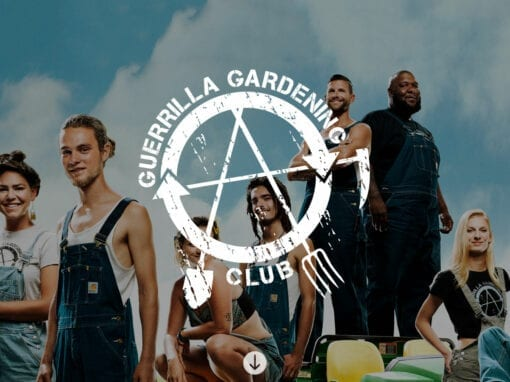 Guerrilla Gardening Club