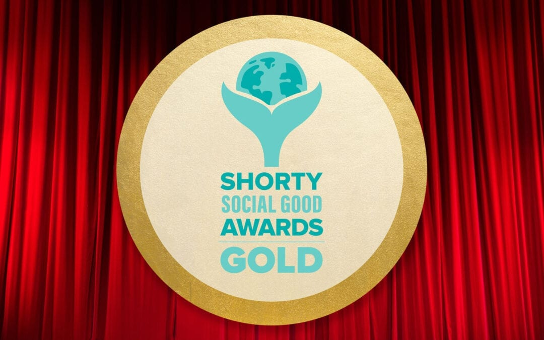 PRESS RELEASE: Rock Harbor Marketing Honored With GOLD For 'Best Call To Action' In the Fifth Annual Shorty Social Good Awards.