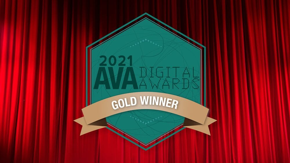 PRESS RELEASE: Rock Harbor Marketing Wins GOLD | Digital Marketing In 15th Annual AVA Digital Awards.