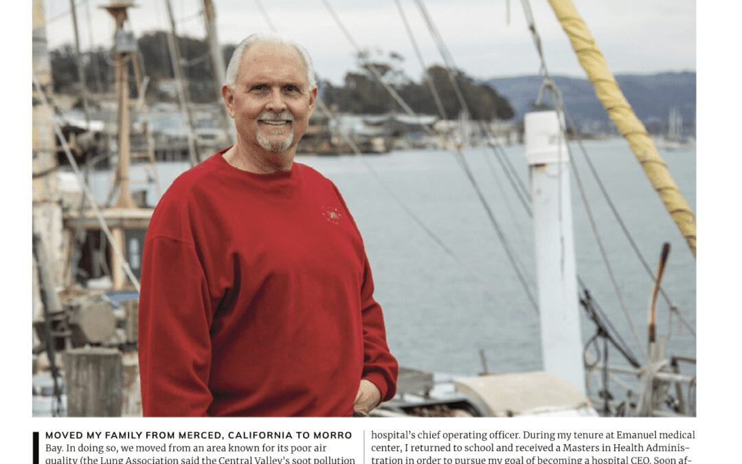 CC Journal: John Headding, Morro Bay's New Mayor